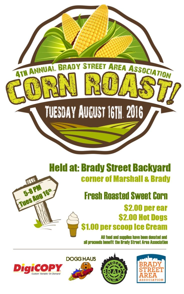 Corn Roast Poster 11x17